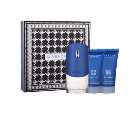 Givenchy Pour Homme Blue Label EDT 100 ml + ASB 50 ml + SG 50 ml (man)