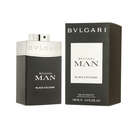 Bvlgari Man Black Cologne Eau De Toilette 100 ml (man)