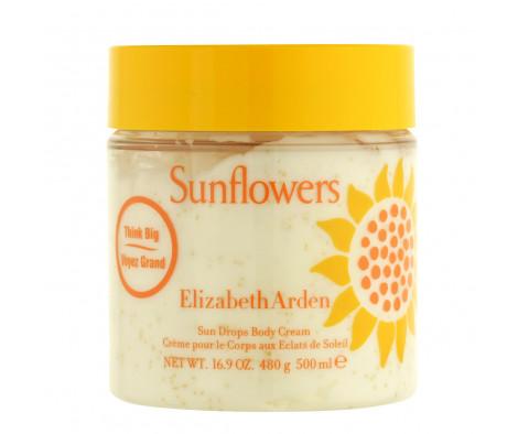 Elizabeth Arden Sunflowers Körpercreme 500 ml (woman)