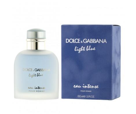 Dolce & Gabbana Light Blue Eau Intense Pour Homme Eau De Parfum 100 ml (man)
