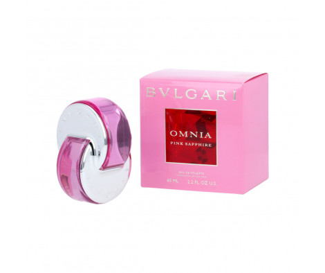 Bvlgari Omnia Pink Sapphire Eau De Toilette 65 ml (woman)