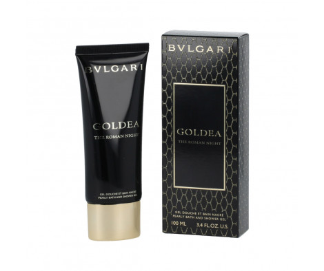 Bvlgari Goldea The Roman Night Duschgel 100 ml (woman)