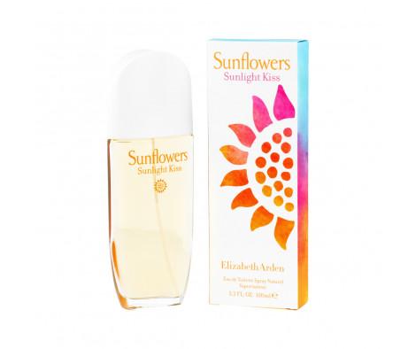 Elizabeth Arden Sunflowers Sunlight Kiss Eau De Toilette 100 ml (woman)