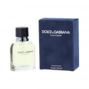 Dolce & Gabbana Pour Homme Eau De Toilette 75 ml (man)