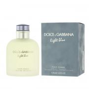 Dolce & Gabbana Light Blue pour Homme Eau De Toilette 125 ml (man)
