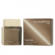 Calvin Klein Euphoria Men Intense Eau De Toilette 50 ml (man)
