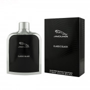 Jaguar Classic Black Eau De Toilette 100 ml (man)