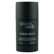 Armani Giorgio Code Homme Deostick 75 ml (man)