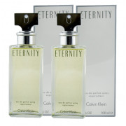 Calvin Klein Eternity for Women EDP 2 x 100 ml + (woman)