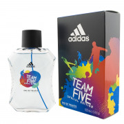 Adidas Team Five Eau De Toilette 100 ml (man)