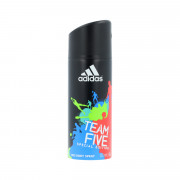 Adidas Team Five Deodorant im Spray 150 ml (man)
