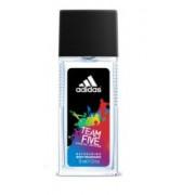 Adidas Team Five Deodorant im Glas 75 ml (man)