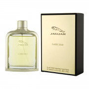 Jaguar Classic Gold Eau De Toilette 100 ml (man)