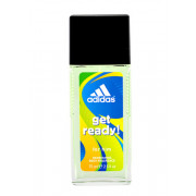 Adidas Get Ready! For Him Deodorant im Glas 75 ml (man)