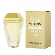 Paco Rabanne Lady Million Eau My Gold! Eau De Toilette 80 ml (woman)