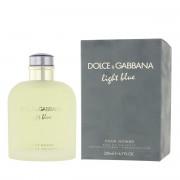 Dolce & Gabbana Light Blue pour Homme Eau De Toilette 200 ml (man)
