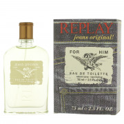 Replay Jeans Original for Him Eau De Toilette 75 ml (man)