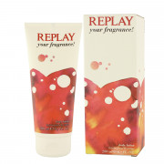 Replay your fragrance! for Women Körperlotion 200 ml (woman)