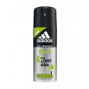 Adidas 6in1 Cool & Dry 48h Anti-Perspirant 150 ml (woman)