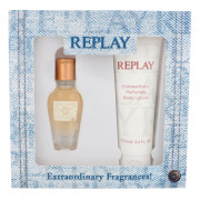 Replay Jeans Original for Her EDT 20 ml + BL 100 ml (woman)