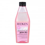 Redken Diamond Oil Glow Dry Detangling Conditioner 250 ml