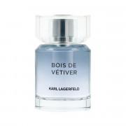Karl Lagerfeld Bois de Vétiver Eau De Toilette 50 ml (man)