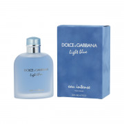 Dolce & Gabbana Light Blue Eau Intense Pour Homme Eau De Parfum 200 ml (man)
