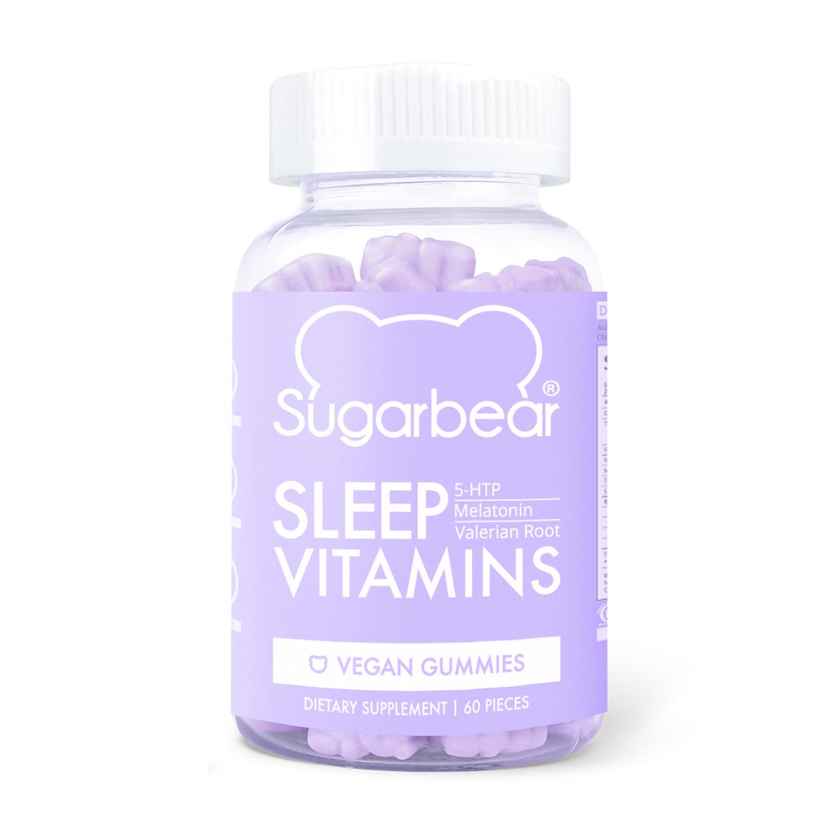 SugarBearHair SugarBear Sleep Vitamins 60 St. 133057